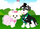 Puppies Dress Up