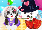 Cute Pet Wedding