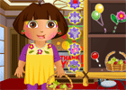 Dora Thanks Giving Party Dressup