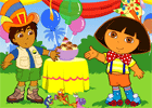 Dora Super Silly Costume Maker