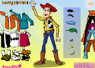 Woody Dress Up