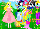 disney princess dress up games  online