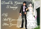 Bride and Groom Dress Up