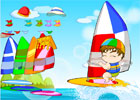 sailing boy dress up