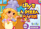 Make Pizza With Lily