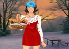 New Year Picnic Dress up