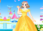 Princess Edeline Dress up