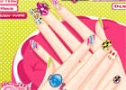 Beauty Nail Girl