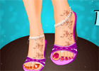 Pedicure Game For Girls