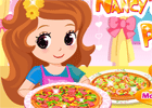Nancy's Deluxe Pizza