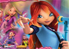 Winx Hidden Numbers