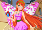 Magical Adventure Winx Dress up